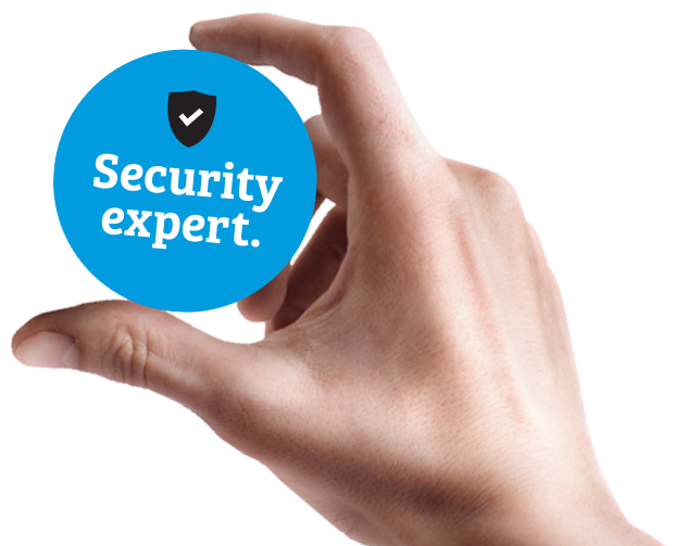 Security expert logo